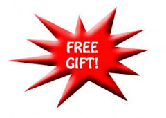 Free gift star